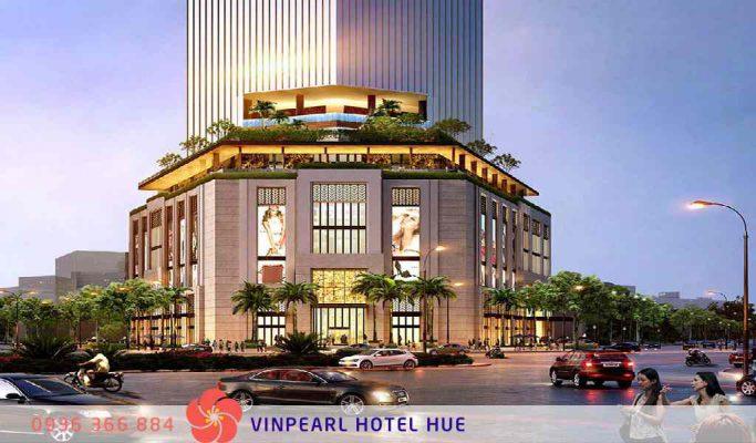 Khách sạn Vinpearl Hotel Huế
