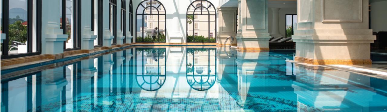 Vinpearl Phủ Lý - Bể bơi 4 mùa
