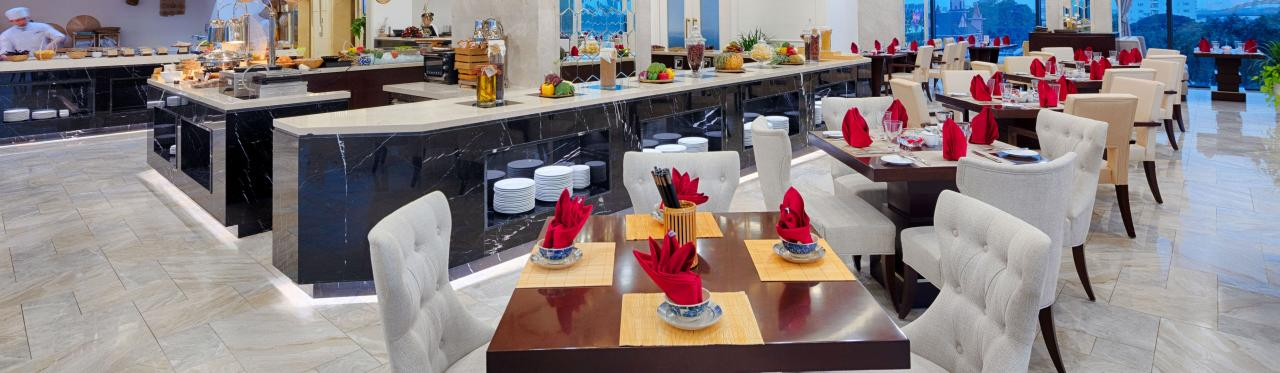 nhà hàng vinpearl condotel riverfront đà nẵng