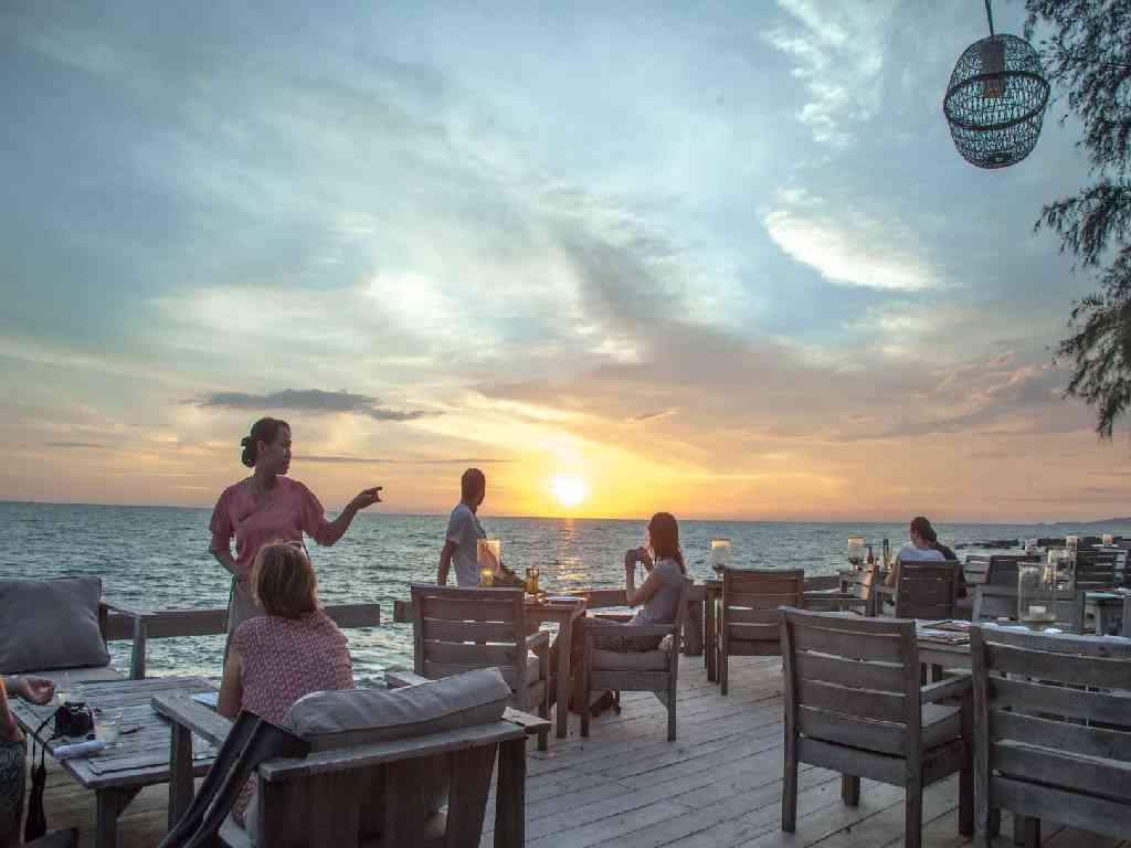 Nhà hàng Mango Bay
