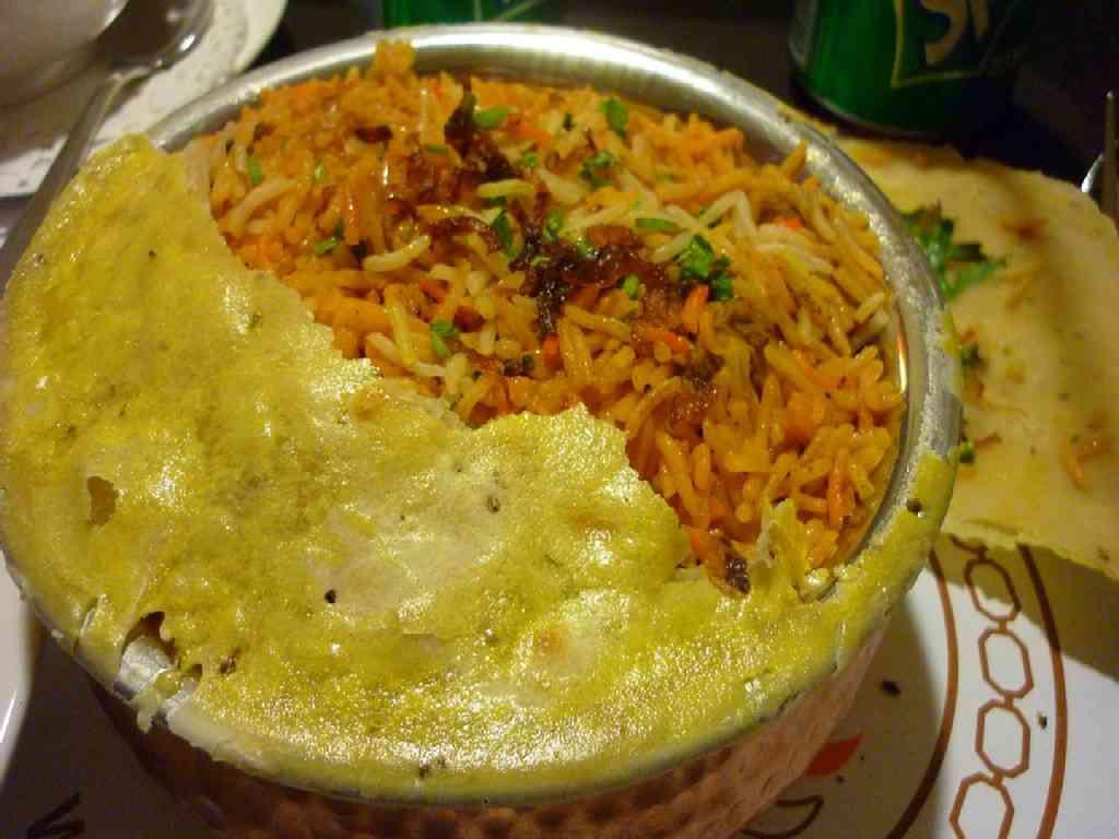 Nhà hàng Namaste India