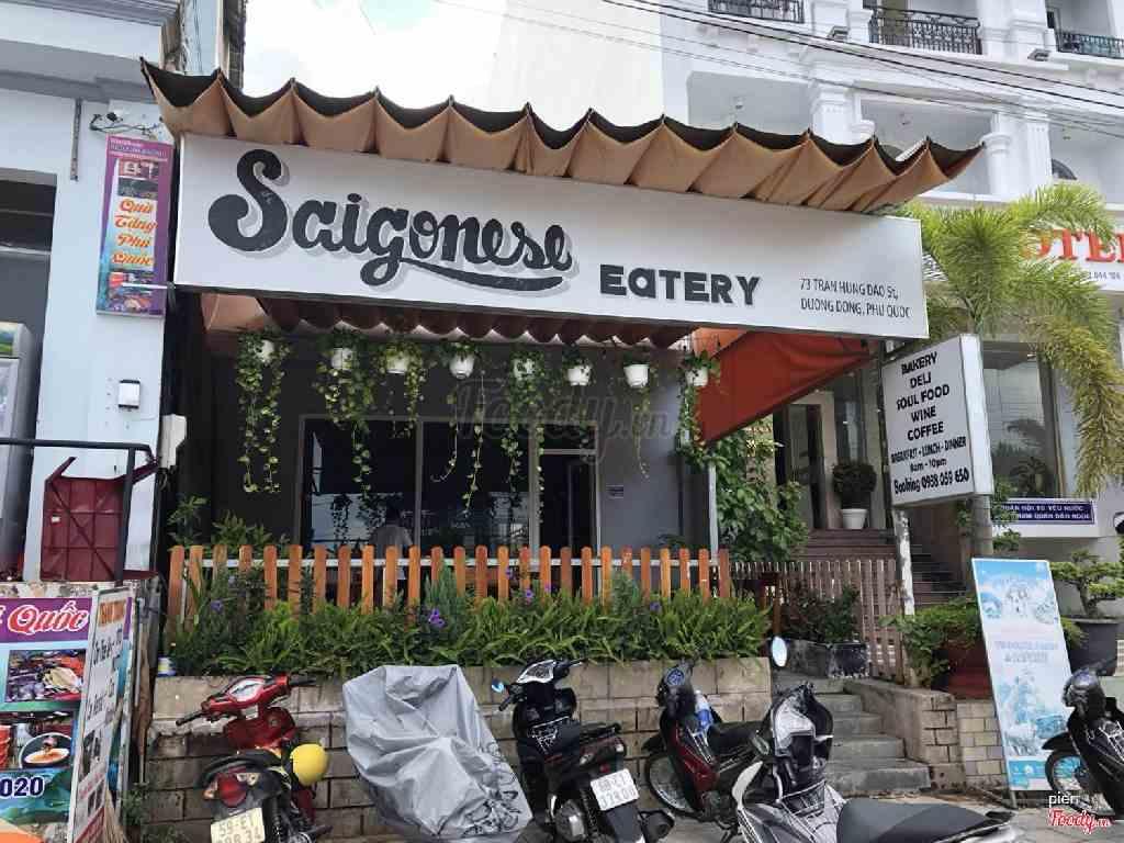 Nhà hàng Saigonese Eatery