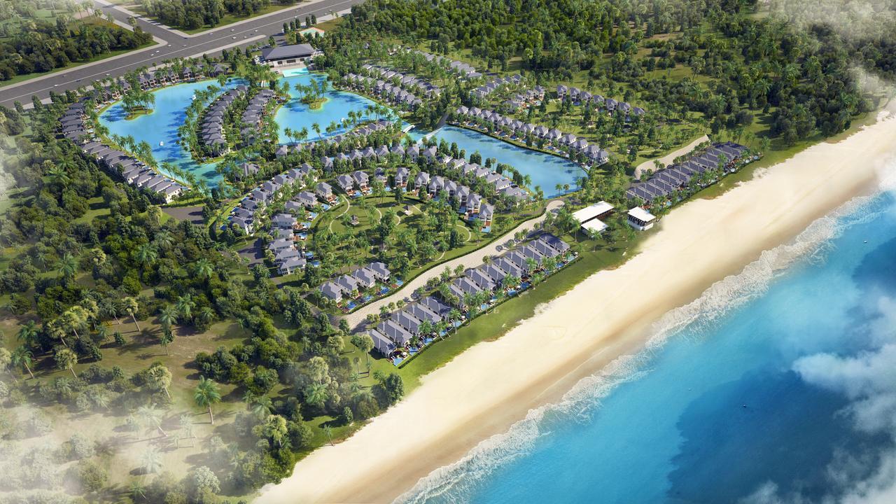 Vinpearl Nha Trang Long Beach Villas2