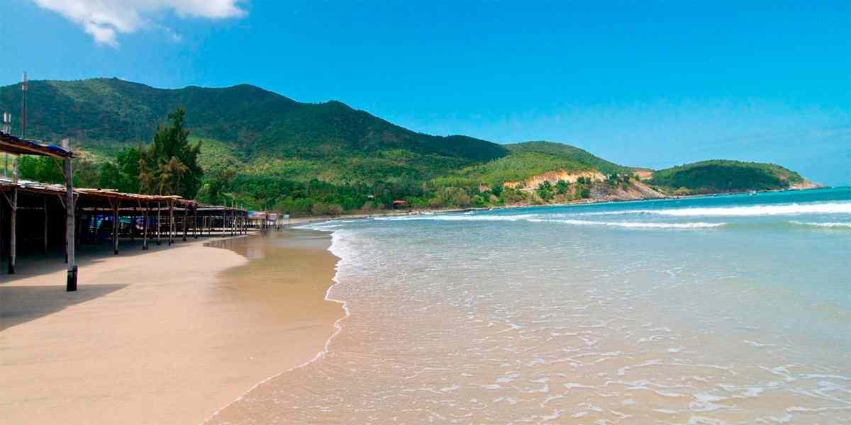 Biển Bãi Dài - Nha Trang