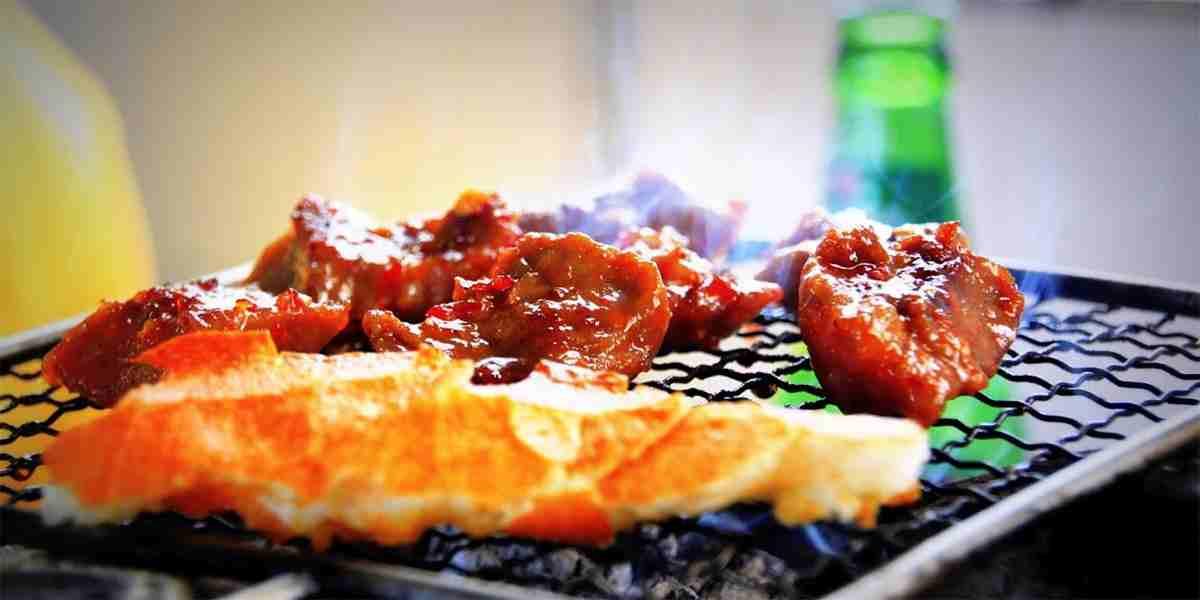 Bò nướng Lạc Cảnh - Nha Trang