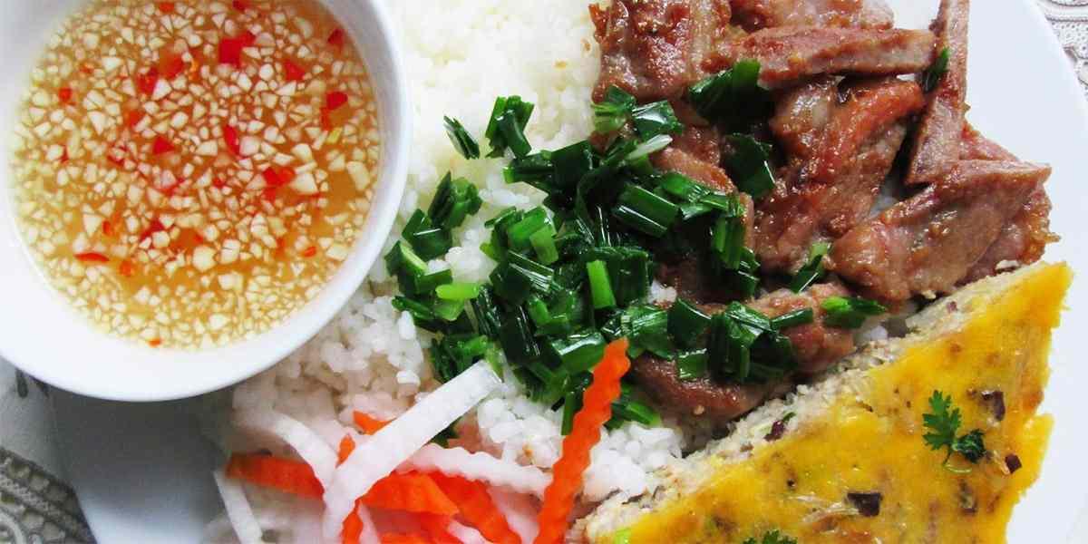 Cơm Tấm Sườn Nha Trang
