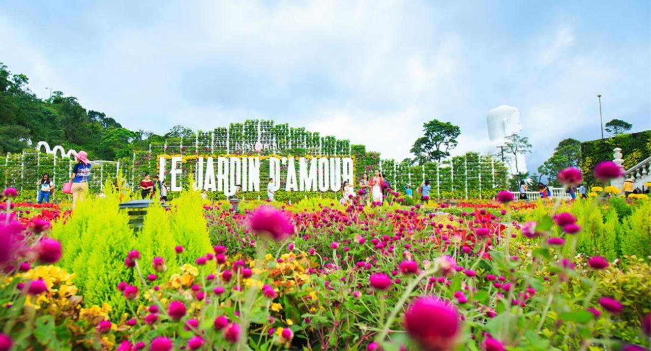 Khu du lịch Bà Nà Hills Đà Nẵng