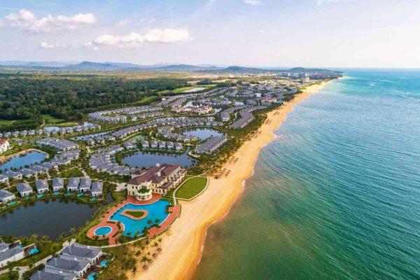 Một khu nghỉ dưỡng Vinpearl tại Bãi Dài Phú Quốc