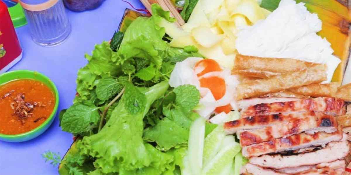 Nem nướng Ninh Hòa - Nha Trang