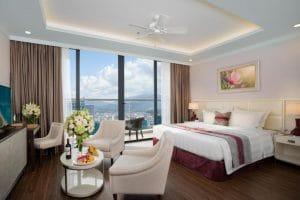 Phòng Studio Vinpearl Beachfront Nha Trang