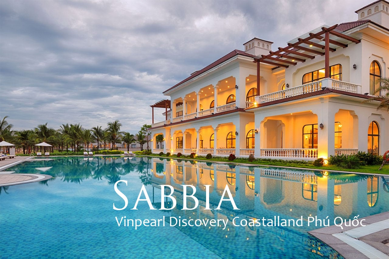 sabbia Vinpearl Discovery Coastalland Phu Quoc