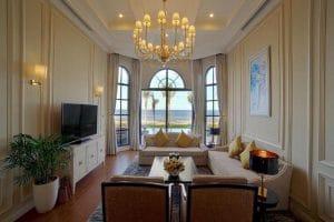 Villa 2 phòng ngủ Vinpearl Cửa Hội