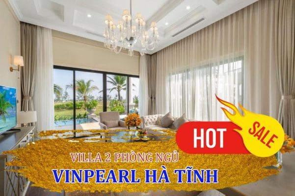 villa 2 phong ngu vinpearl discovery ha tinh resort