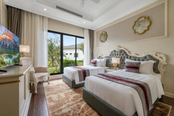Villa 2 phòng ngủ Vinpearl Discovery Hà Tĩnh