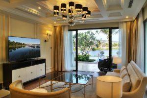 Villa 2 phòng ngủ Vinpearl Long Beach Bãi Dài Nha Trang