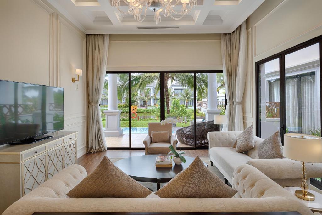 Villa 2 phòng ngủ Vinpearl Phú Quốc Resort