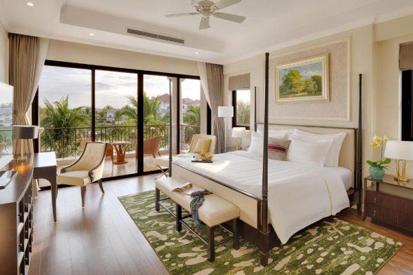 Villa 4 phòng ngủ Vinpearl Phú Quốc