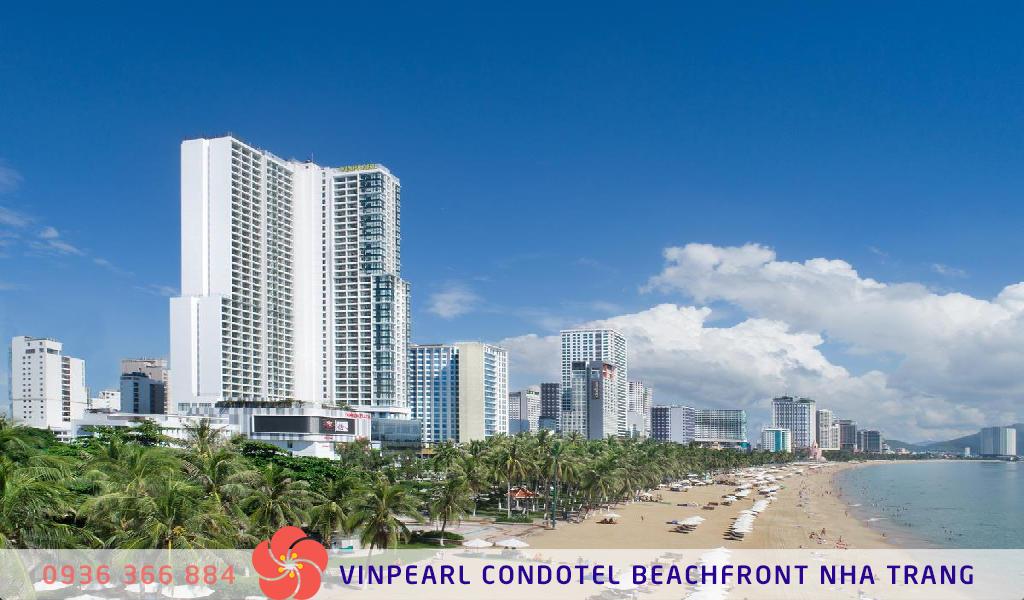 Khách sạn Vinpearl Condotel Beachfront Nha Trang