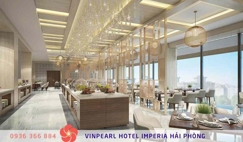Khách sạn Vinpearl Imperial Hải Phòng
