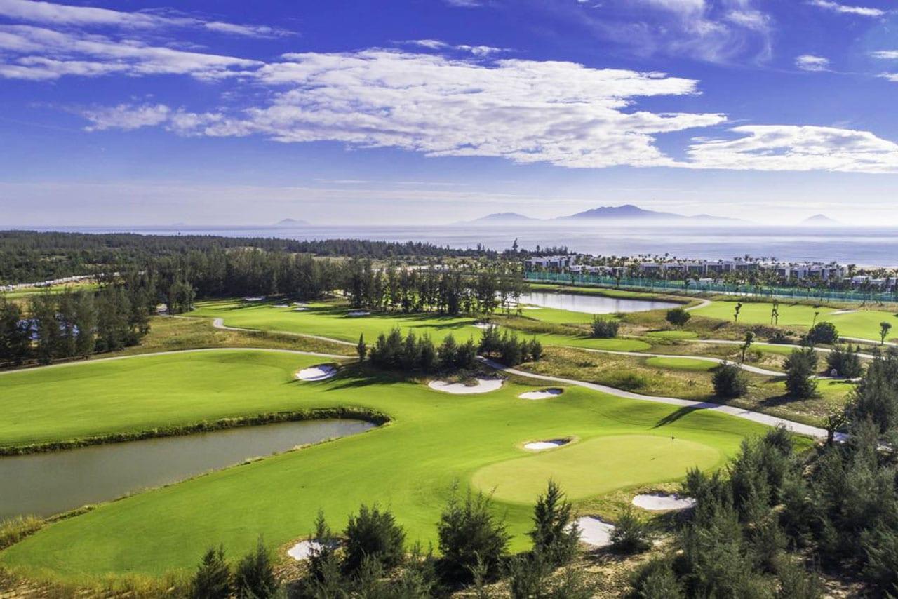 sân golf vinpearl đà nẵng resort